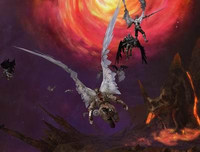 永恒之塔飞行低门槛 新人一天便上蓝天