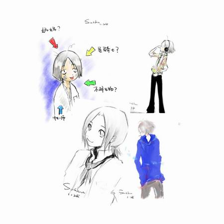 盛大游戏龙之谷玩家游戏角色手绘漫画