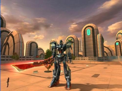 神秘武器登场《机甲世纪Ⅱ》超级战神